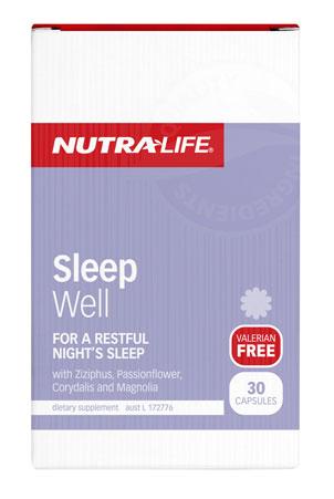 Nutra-Life Sleep Well
