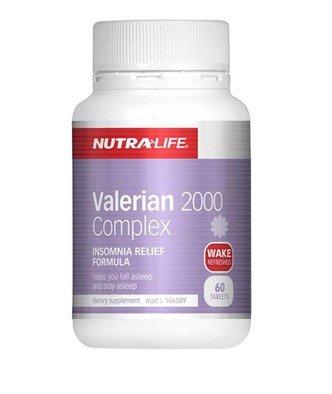 Nutra-Life Valerian 2000 Complex
