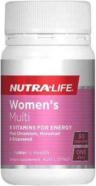 Nutra-Life Womens Multi
