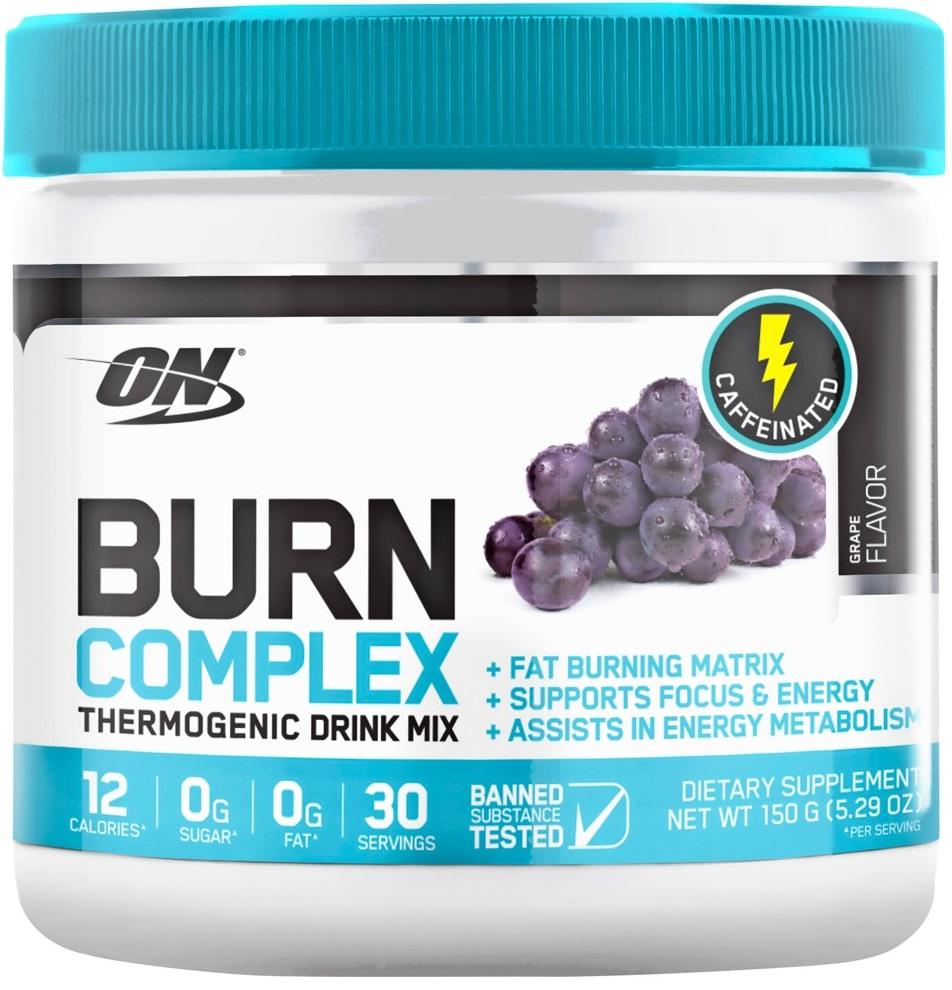 Optimum Nutrition Burn Complex Caffeinated