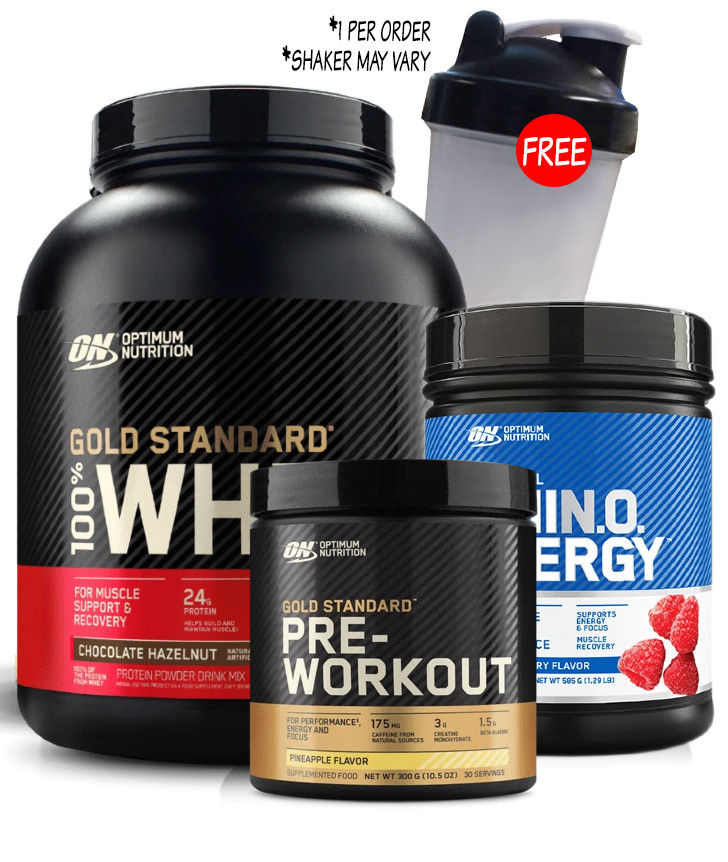 Optimum Nutrition Ultimate Energy Stack