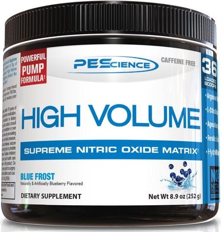 PES High Volume Nitric Oxide Matrix