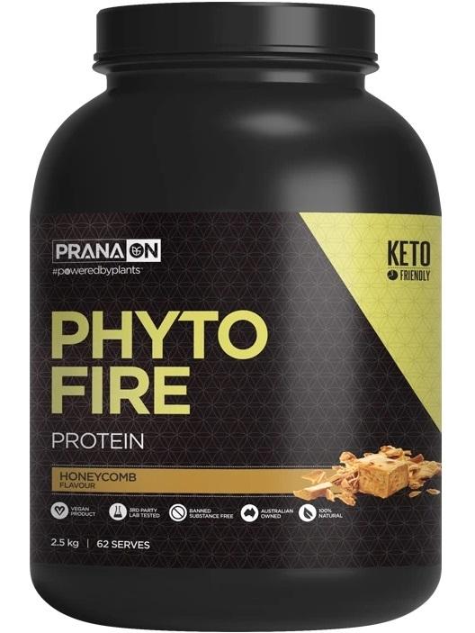 Prana On Phyto Fire Protein