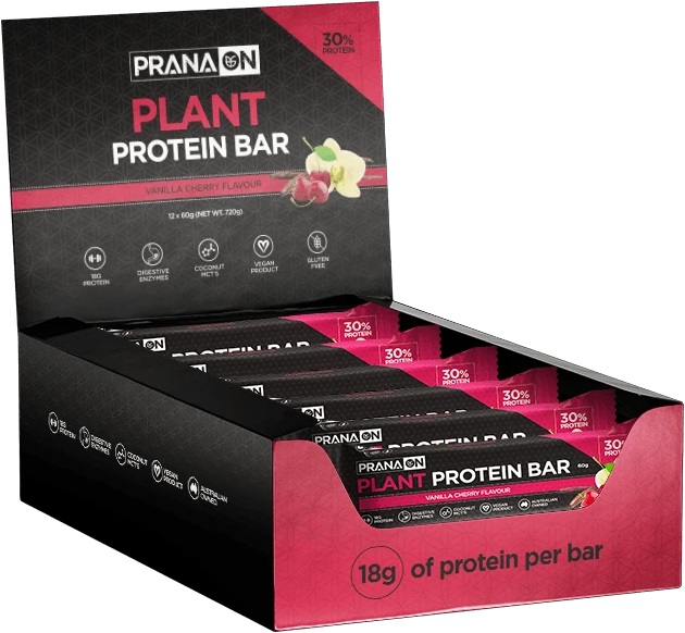 Prana Plant Protein Bar