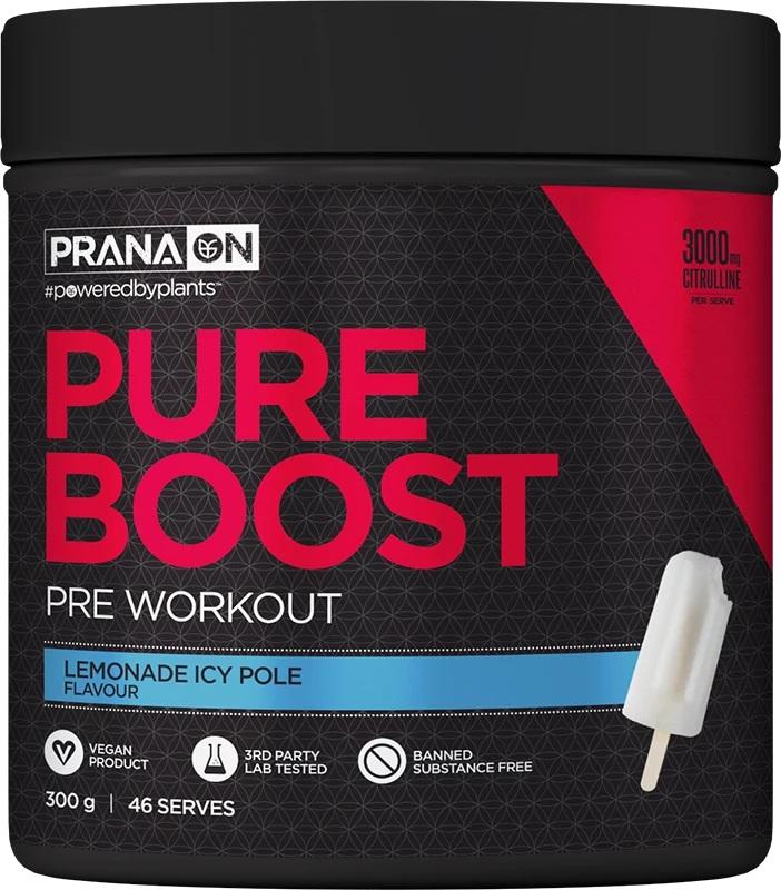 Prana Pure Boost Pre Workout