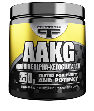PrimaForce AAKG Arginine Alpha-Ketoglutarate