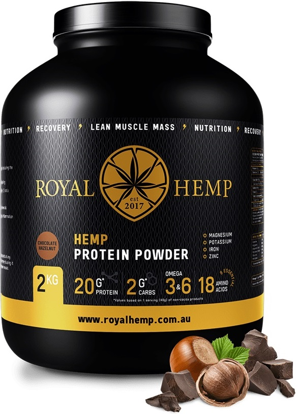 Royal Hemp Protein Powder