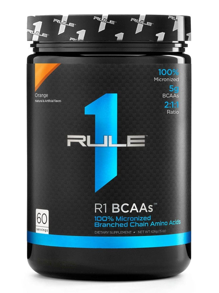 Rule 1 R1 BCAAs