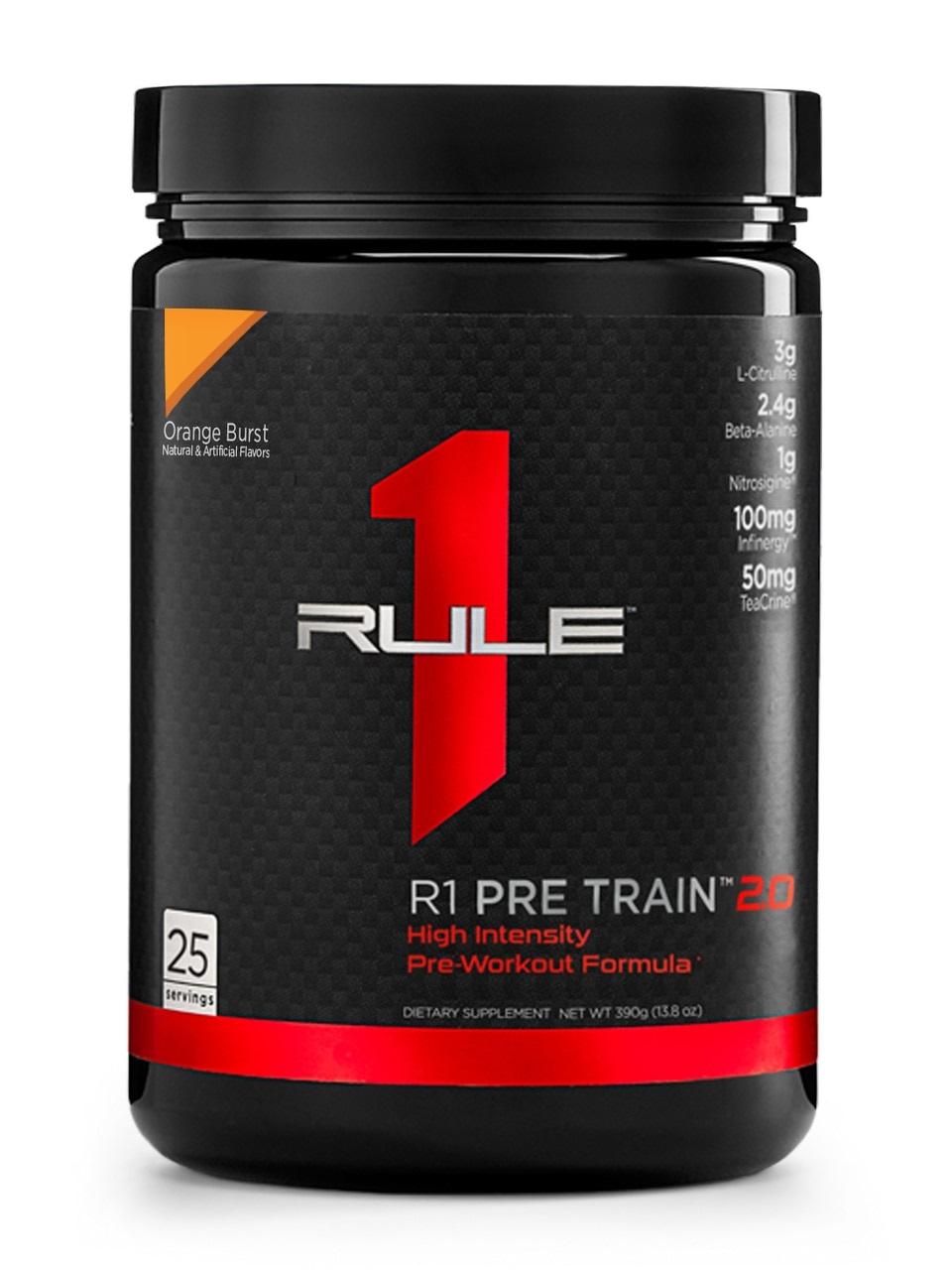 Rule 1 R1 Pre Train