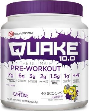 Quake Pre-Workout