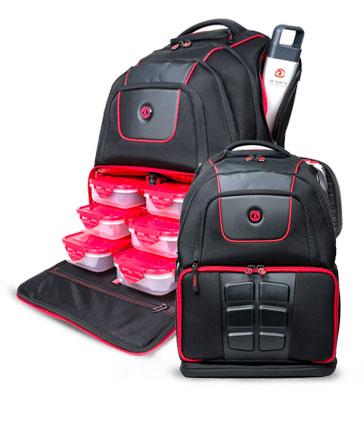 Six Pack Fitness Elite Voyager Backpack
