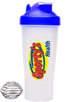 Sportys Health Ultimate Shaker 600mls