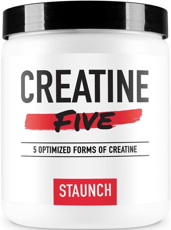 Staunch Creatine Five