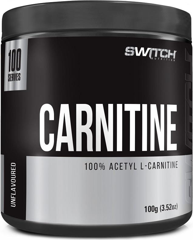 Switch Nutrition Essentials Acetyl-L-Carnitine
