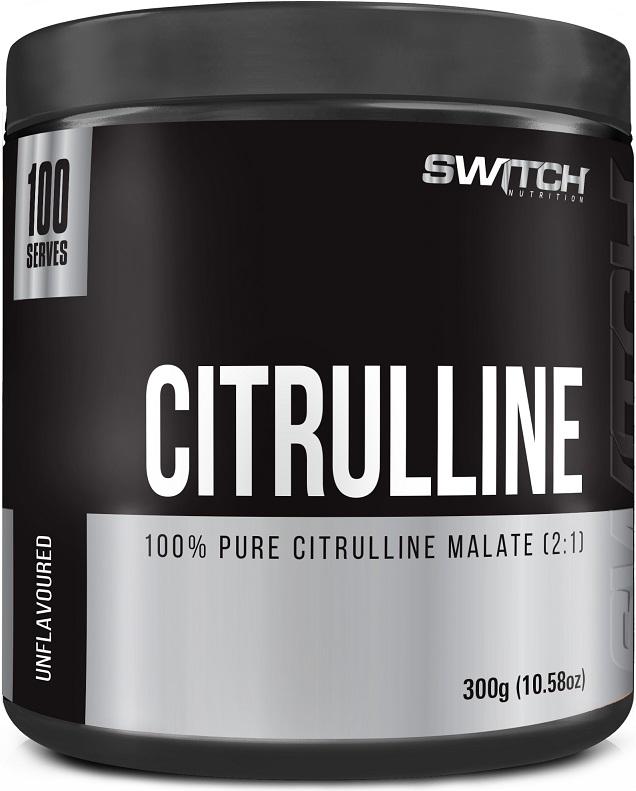 Switch Nutrition Essentials Citrulline Malate