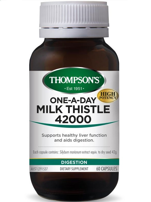 Thompsons Milk Thistle 42,000
