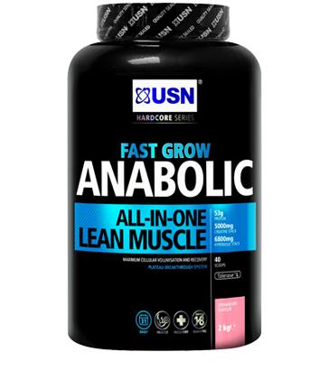 USN HardCore Fast Grow Anabolic