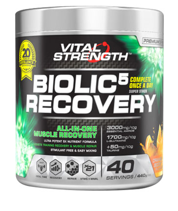 Vital Strength Biolic5 Recovery