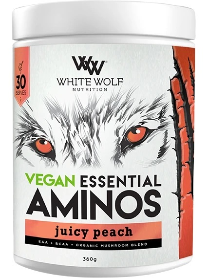 White Wolf Nutrition Vegan Essential Aminos