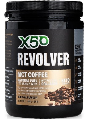 X50 Coffee with MCT (Revolver)