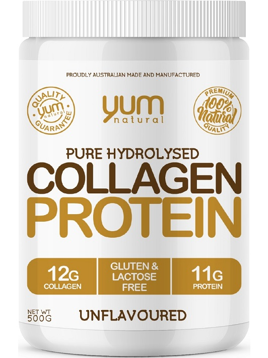 Yum Natural Collagen Protein
