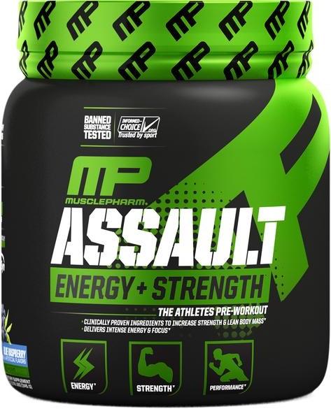 Muscle Pharm Assault NEW