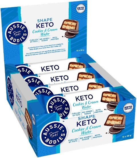 Aussie Bodies Keto Wafer