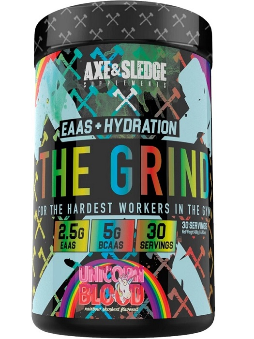 Axe and Sledge Supplements The Grind