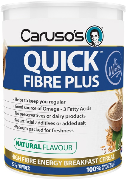 Caruso's Quick Fibre Plus