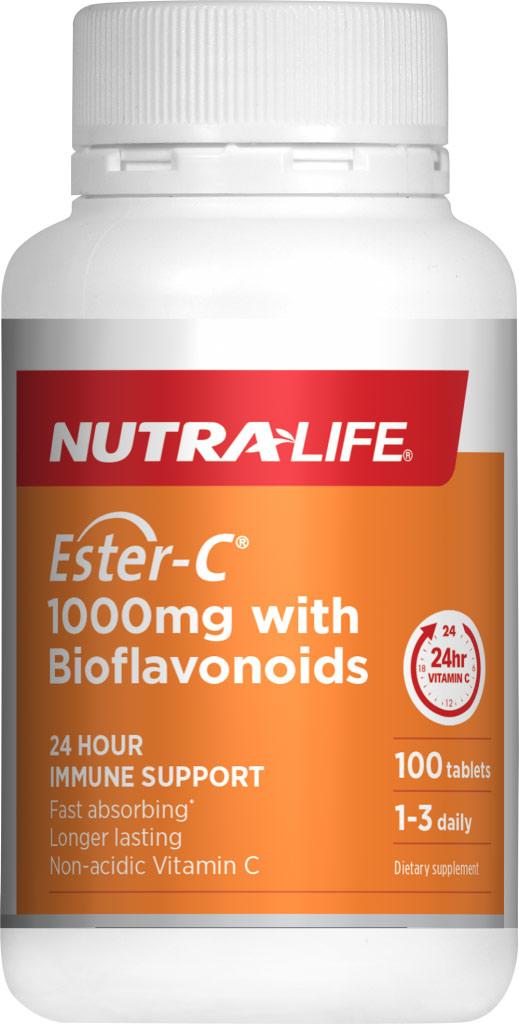Nutra-Life Ester-C 1000mg