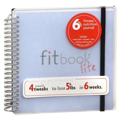 Fitbook Training & Nutrition Diary - Lite