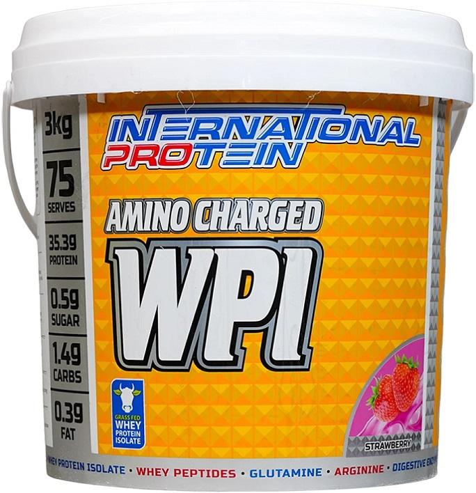 International Protein Amino Charged WPI