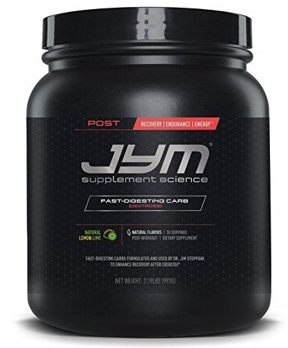 Jym Supplements Science Post Carbs