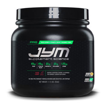 Jym Supplements Science Pre Workout