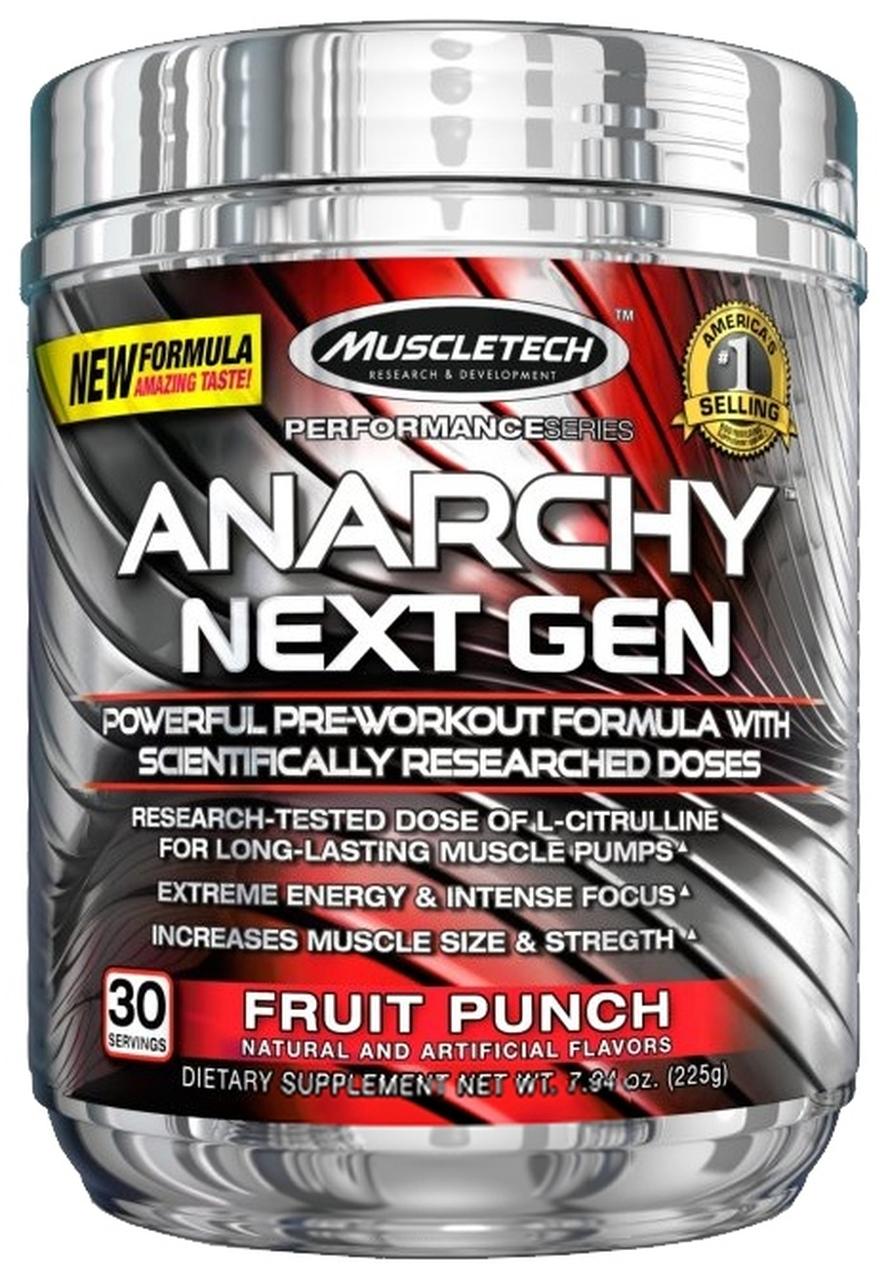 Muscletech Anarchy Next Gen