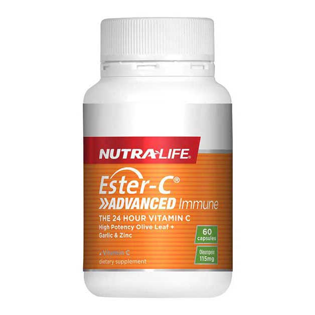 Nutra-Life Ester-C Advanced Immune