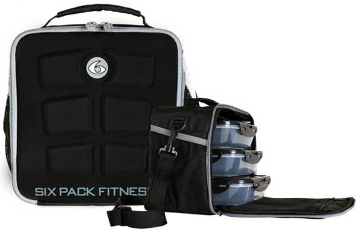6 Pack Fitness The Cube Meal Management
