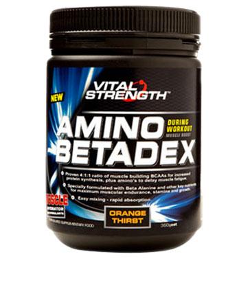 Vital Strength Amino Betadex