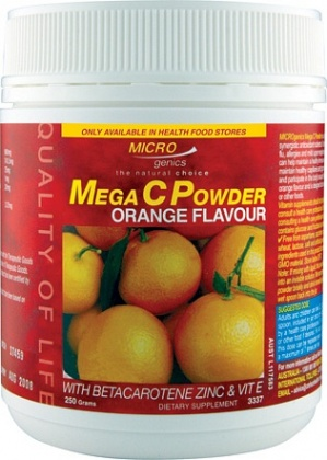 Microgenics Mega C Powder