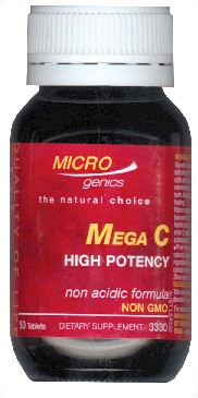 Microgenics Mega C High Potency