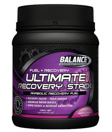 Balance Ultimate Recovery Stack
