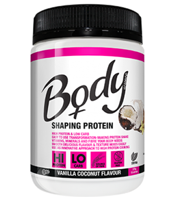 Body Science BSc BODY Shaping Protein