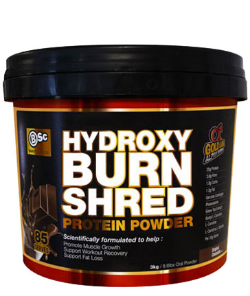Body Science BSc Hydroxy Burn Shred