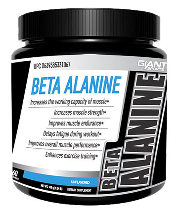 Giant Sports Beta Alanine