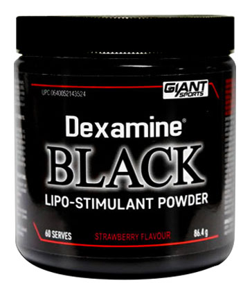 Giant Sports Dexamine Black