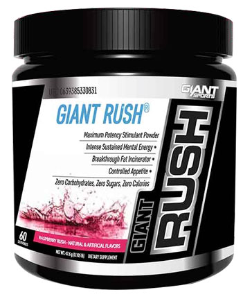 Giant Rush by Giant Sports