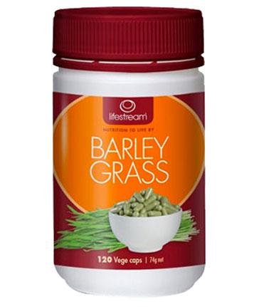 Lifestream Barley Grass Capsules