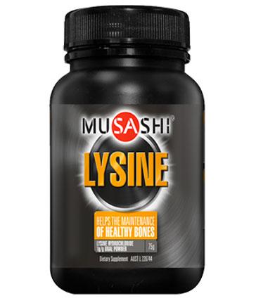 Musashi Lysine