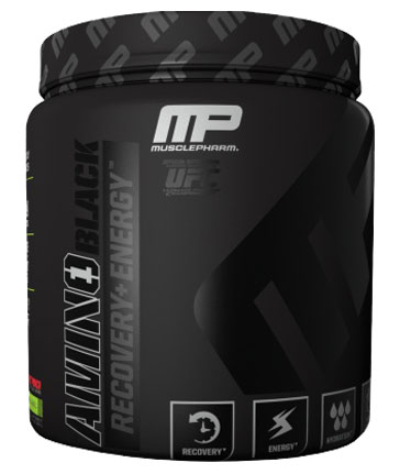Muscle Pharm Amino 1 Black