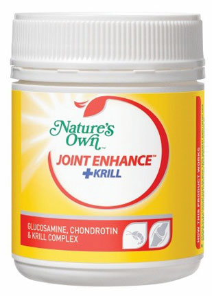 Nature's Own Joint Enhance + Krill